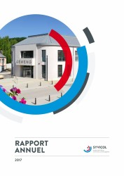 Cover Rapport annuel 2017