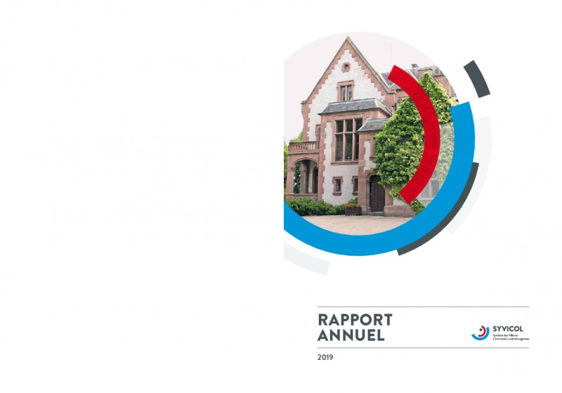 Rapport annuel 2019 - brochure