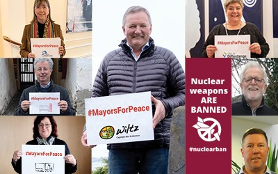 Mayors for Peace 22.01.2021